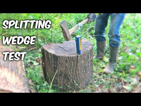 What is a Splitting Wedge Used For?
