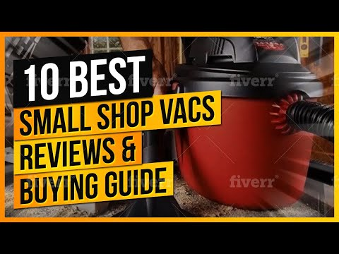 What Are The Best Small Shop VACs to Buy?