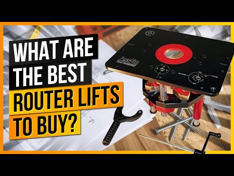 What Are The Best Router Lifts To Buy?