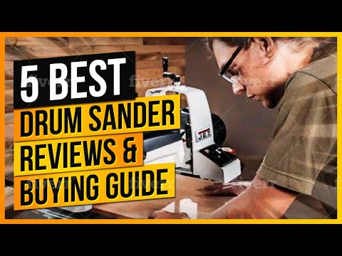 What Are The Best Drum Sander to Buy?