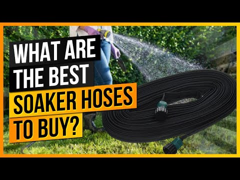 What Are The Best Soaker Hoses to Buy?