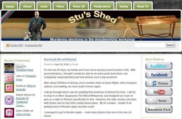 Stu's Shed