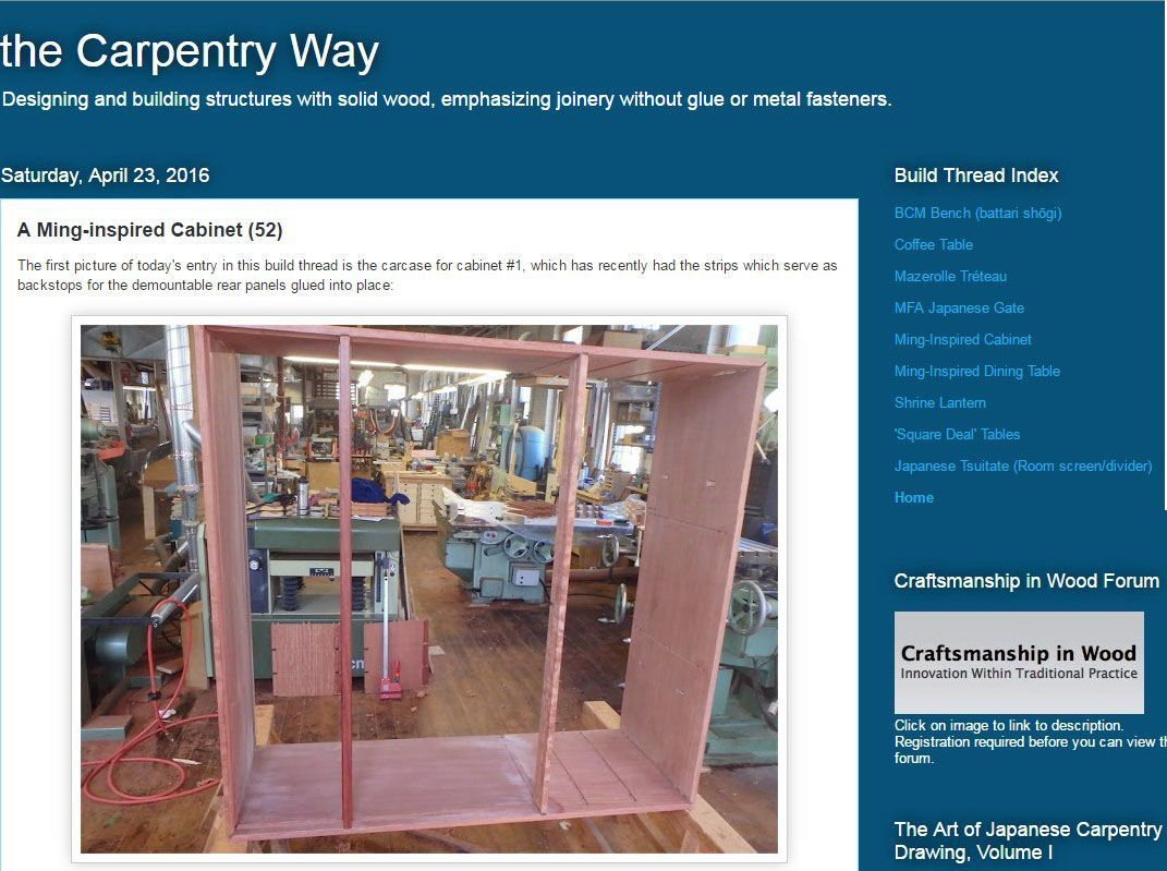 the  carpentry way