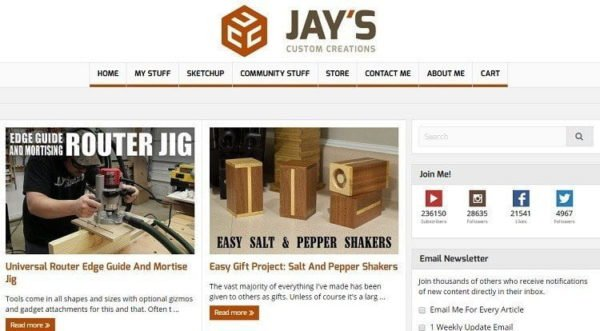 Jay's Custom Creations