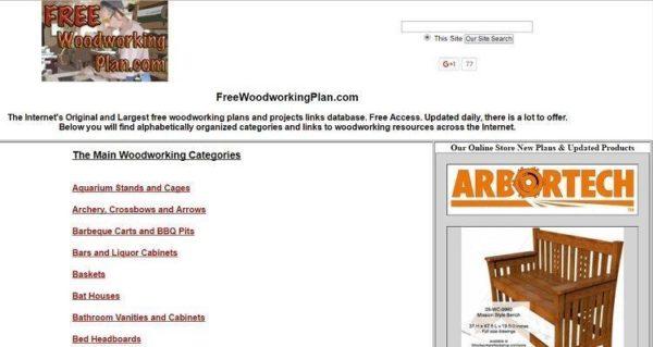 Freewood working plan