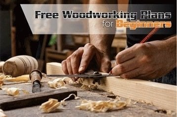 Free woodworking plan for beginners
