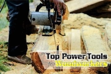 Woodworking power tool for beginners