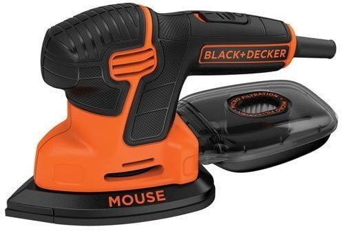 Black & Decker BDEMS600 Detail Sander Review