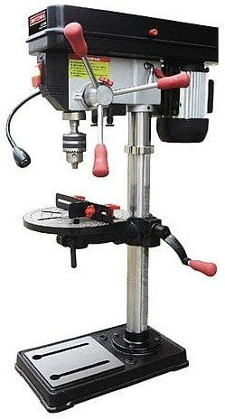 craftsman 12- Inch drill press review