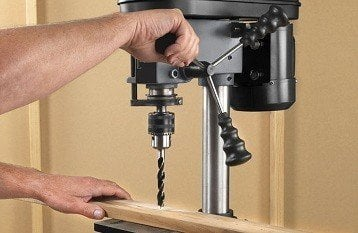 drill press swing