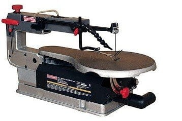 Craftsman 16 Inch Variable Speed Scroll Saw Review