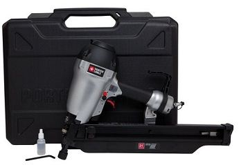 PORTER-CABLE FR350B 3-12-Inch Full Round Framing Nailer