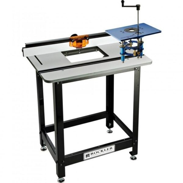 Rockler Pro Phenolic Router Table