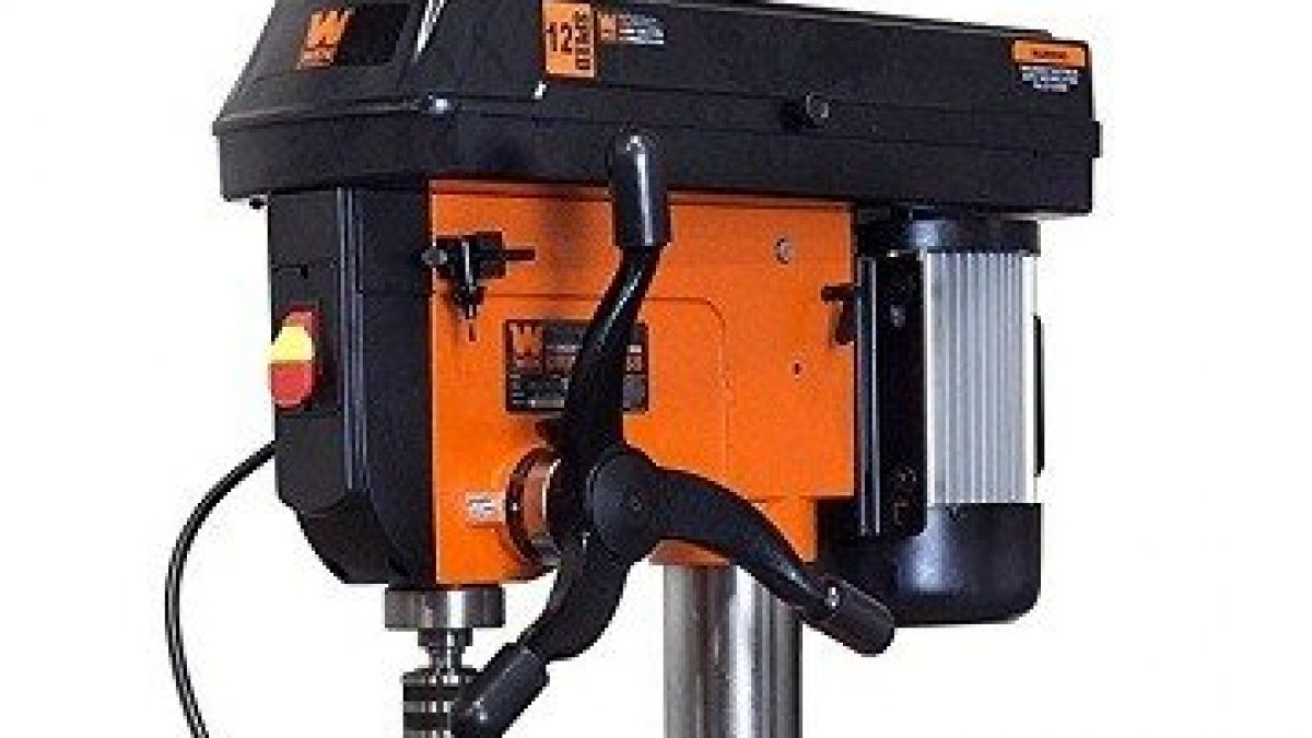 Wen 4227 17 Inch Drill Press Review