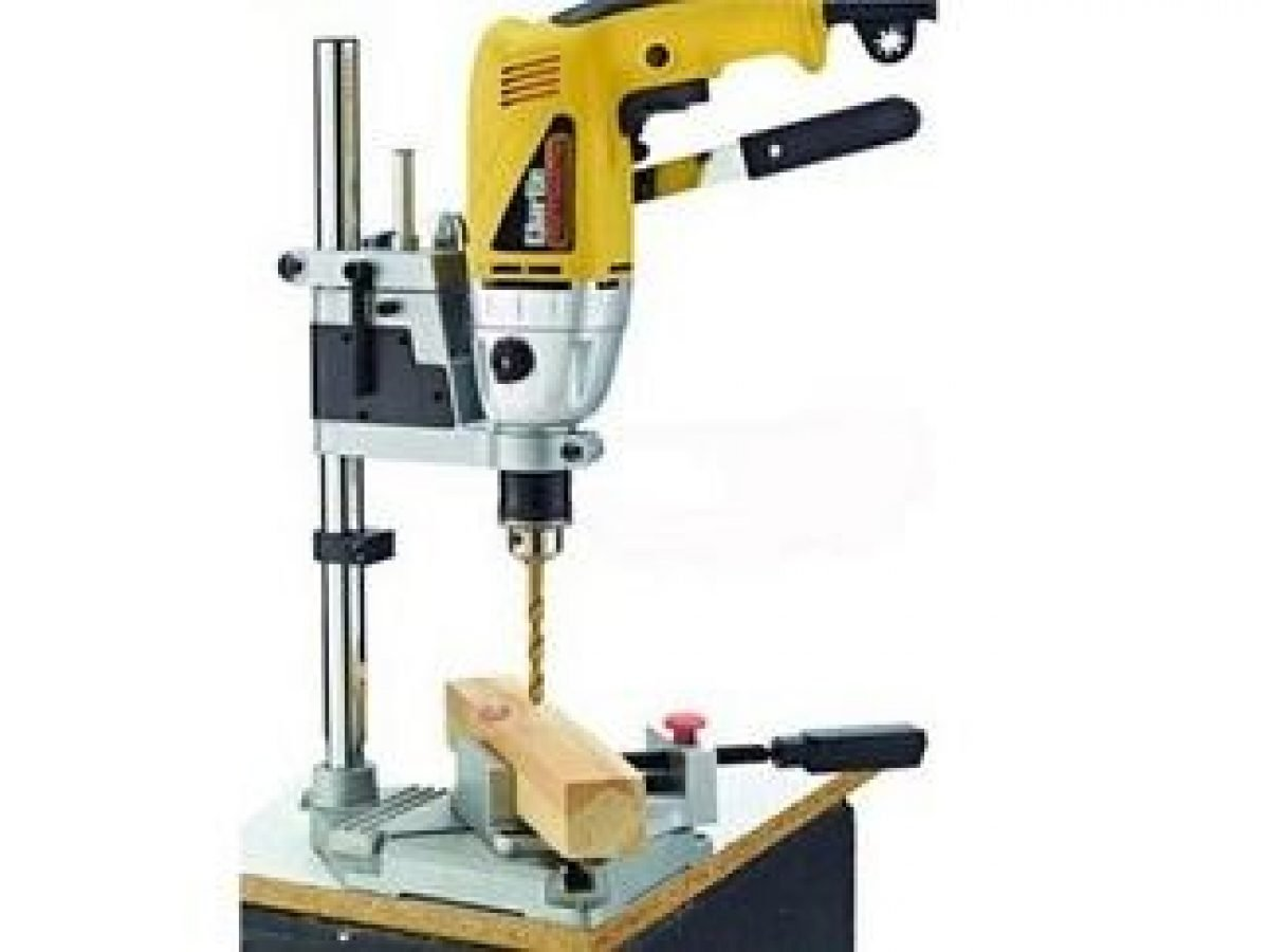 4 Best Drill Press Stands For Accurate Hand Held Drill