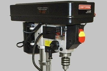 Craftsman drill press review