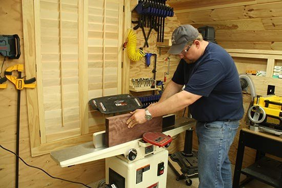 JET JJ-6CSDX 6-Inch Jointer