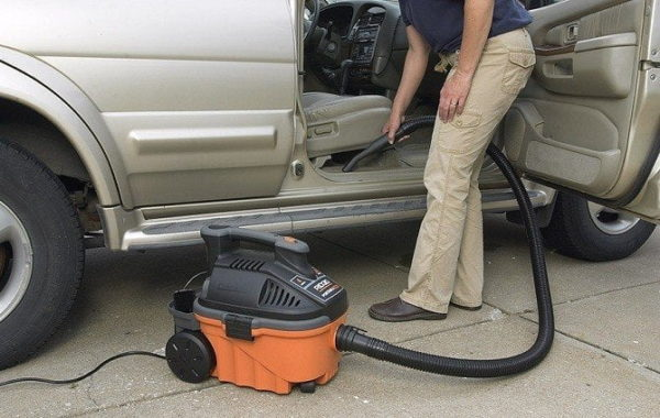 Shop VAC Application