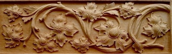 Types of Wood-Wood Carving