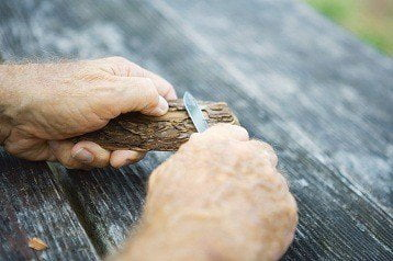 Whittling for beginners