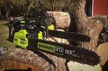 Best GreenWorks Chainsaw
