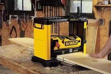DW734 Planer Review