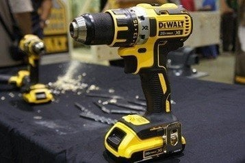 Dewalt DCD780 Review