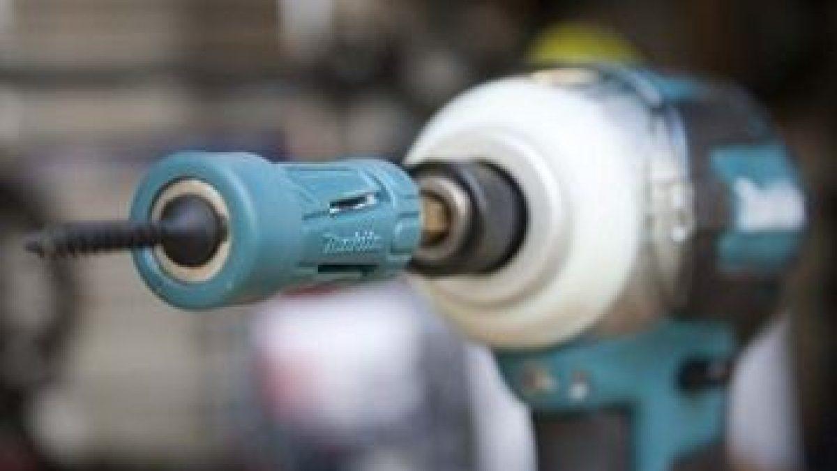 Impact Tough Bit Holder Magnetic Pivoting Bit Tip Holder Swivel Screw Drill Tips