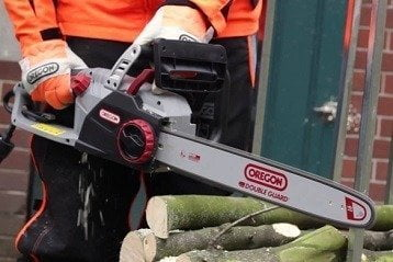 Oregon CS1500 Chainsaw Review