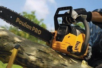 Poulan Pro PP5020AV Chainsaw Review