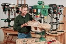 benchtop drill press review
