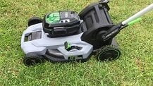 Electric Self-propelled Lawn Mowers