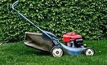 Gas Driven Self Propelled Mowers