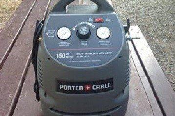 Porter-Cable CMB15 Air Compressor Review