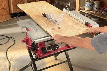 Skil 3410 02 Table Saw Review