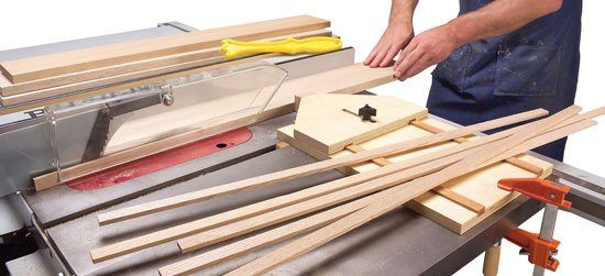 25 Table Saw Jigs That Professional Woodworkers Must Have
