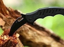 Application of the Karambit