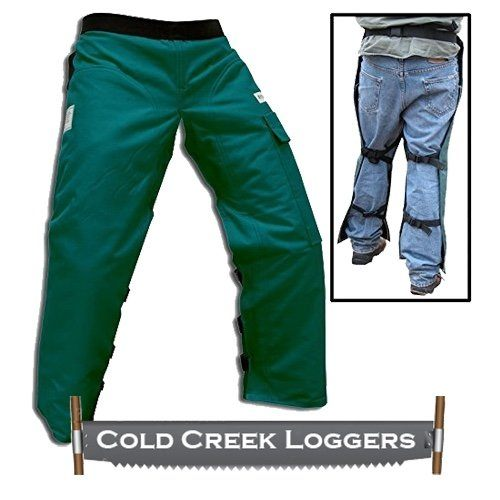 Cold Creek Loggers Safety Chainsaw Chap