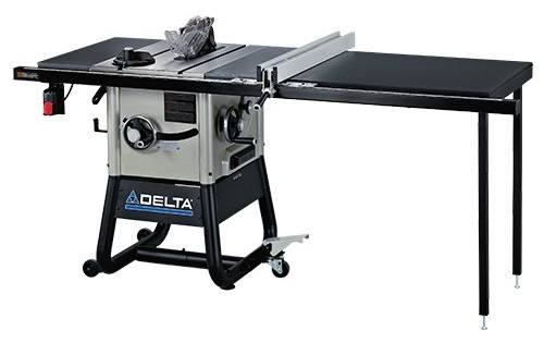 Delta 36-5052 Contractor Table Saw