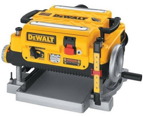 Dewalt DW735 2-Speed Thickness Planer