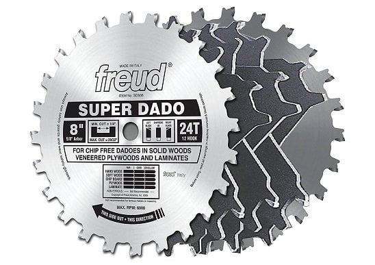 5 best dado blade sets 6 8 dado blade set reviews freud sd508 8 inch super stacked dado greentooth Images