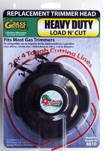 Grass Gator 8010 Replacement Trimmer Head