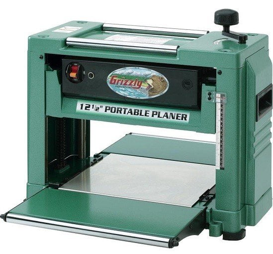 Grizzly G0505 Portable Planer