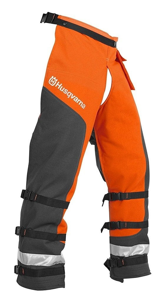 Husqvarna Apron Wrap Chaps with PVC Coating