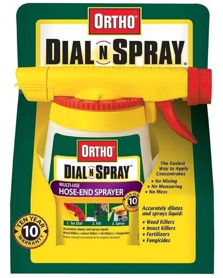 Ortho 0836560 Dial N Spray Hose-End Sprayer