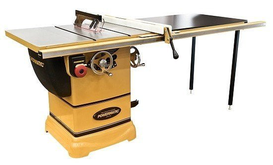 Powermatic PM1000 1791000K Contractor Table Saw