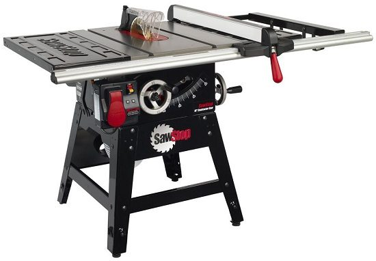 Sawstop CNS175-SFA30 1.75 HP Contractor Table Saw