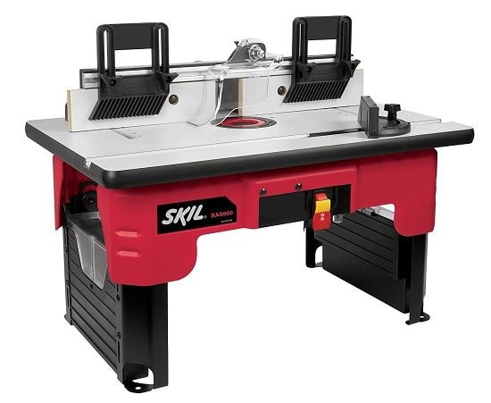 7 best router tables to buy in 2018 skil ras900 router table keyboard keysfo Gallery