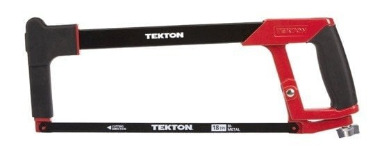 Tekton 6823 High-Tension Hacksaw