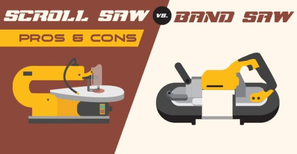 Scroll Saw Vs Band Saw Which Is Better For You